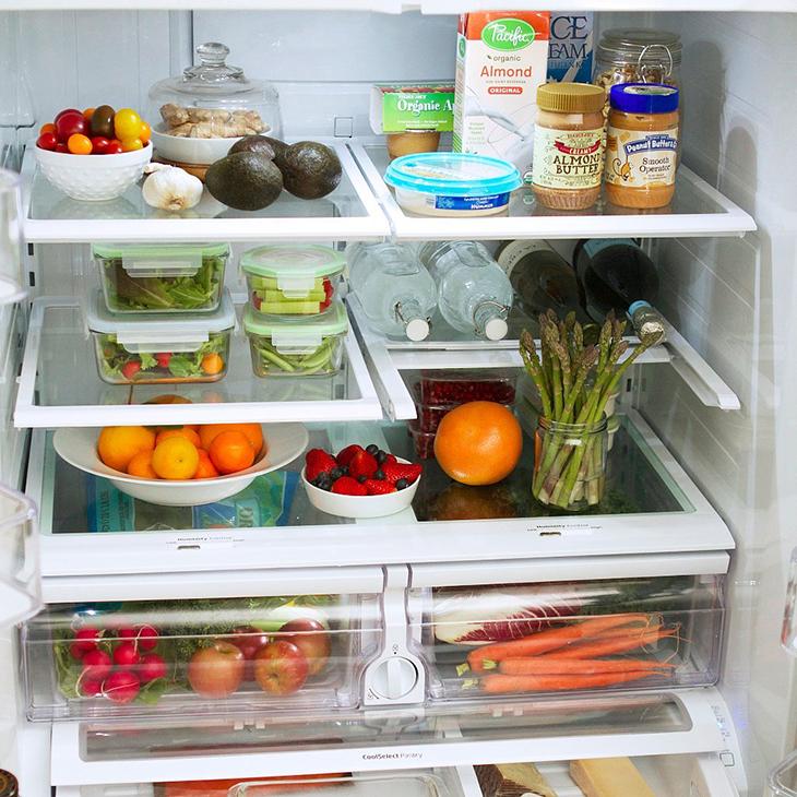 Bảo quản rau trong tủ lanh đúng cách sẽ giúp rau tươi lâu hơn
