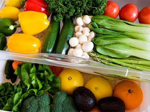 Mỗi loại rau quả có một thời gian bảo quản khác nhau