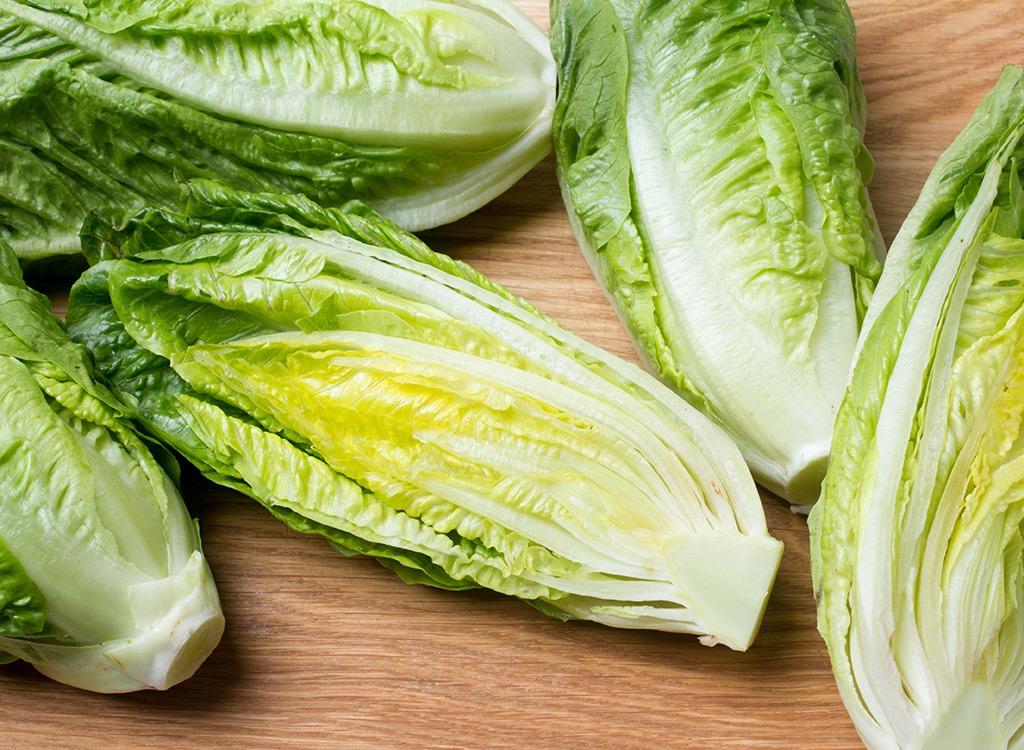 Xà lách Romaine là môt trong những loại rau giàu dinh dưỡng nhất